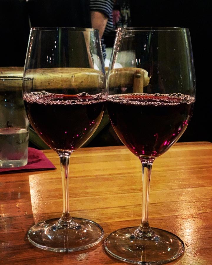 Wine Bar = HomeRun